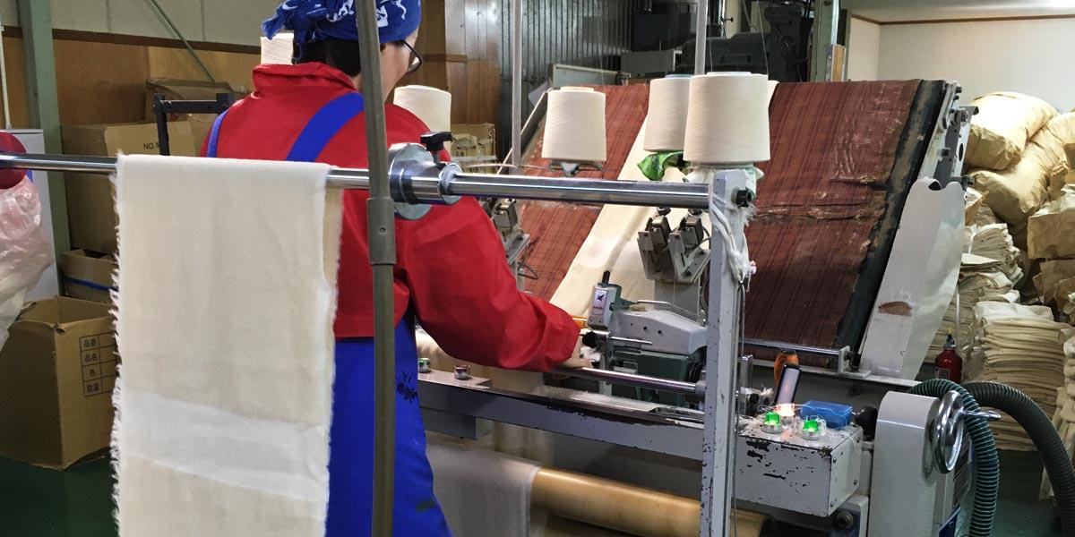 タオルの販売製造